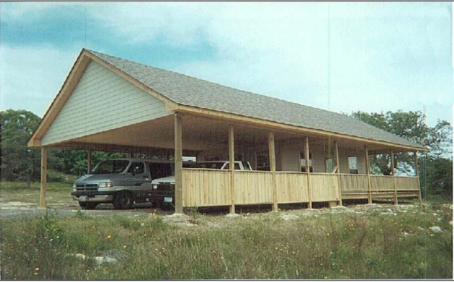 Other Buildings Lonestar Builders